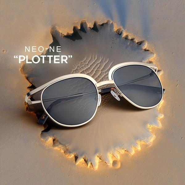 Plotter-Gold-Spaceship-sunglasses-promo-SQ
